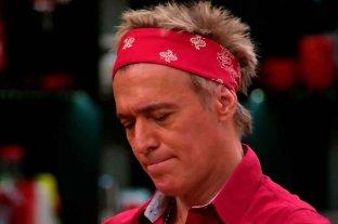 """Cae fue eliminado de Masterchef Celebrity: """"Pensé que podía zafar"""""""