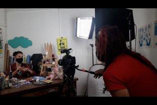 La Escuela de Oficios Artísticos de la provincia continúa creciendo
