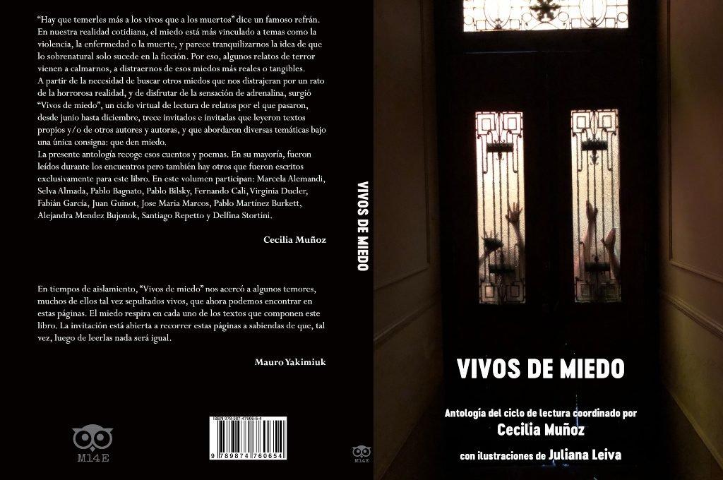 Fueron 13 encuentros con escritores y lectores de distintos lugares del país, cuyo producto literario es el libro de antología