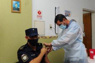 Serán vacunados 400 policías de Entre Ríos