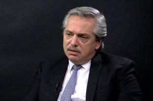 """Alberto Fernández: """"Los femicidios existían y estaban ocultos"""""""