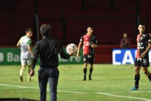 Domínguez y el mensaje: pienso y luego, juego