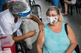 Se llegó a 100.000 personas vacunadas contra el coronavirus en la provincia