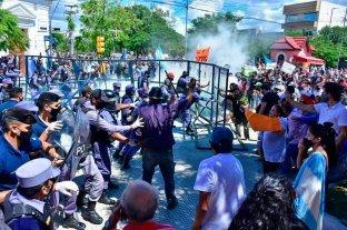 """Buscan interpelar en Diputados a """"Wado"""" de Pedro y Pietragalla por la represión en Formosa"""