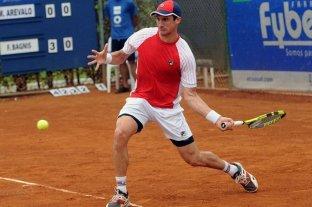 El santafesino Bagnis pasó a la segunda ronda del Abierto de Santiago de Chile