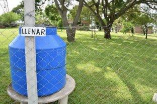 Se licitará la obra que llevará agua potable a Colastiné Sur