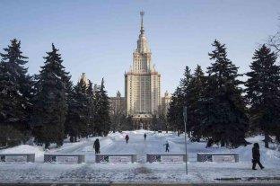 Coronavirus: Rusia registró 9.455 casos, la menor cifra diaria desde octubre