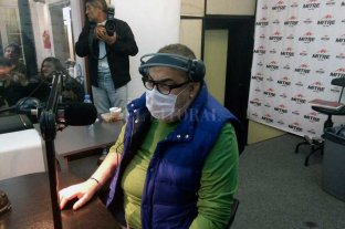 Lanata salió bien de la operación y se recupera en la Fundación Favaloro