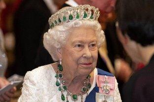 """La reina Isabel II expresó sentir un """"gran vacío"""" por la muerte del príncipe Felipe de Edimburgo"""