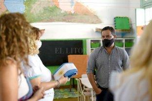 """González: """"La Beleno es una escuela señera en la ciudad"""""""