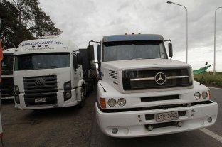 Camioneros: extienden vencimientos de licencia hasta el 31 de mayo