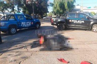 Murió un motociclista tras un choque en Av. Galicia
