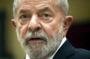 Lula dijo que por ahora no piensa en su candidatura presidencial en 2022