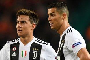 """Dybala y Cristiano Ronaldo podrían dejar la Juventus tras la eliminación en """"Champions"""""""