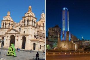 Las ciudades de Rosario y Córdoba firmaron un convenio de desarrollo del Turismo