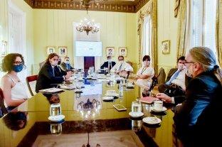 Nueva reunión de gabinete económico en Casa Rosada