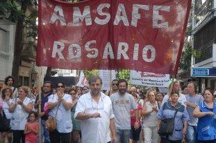 """Gustavo Terés: """"Queremos volver a las escuelas, pero queremos una vuelta segura"""""""