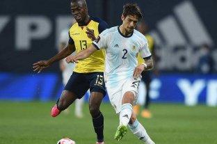 Sin Eliminatorias, Argentina jugaría un amistoso ante Ecuador en Santiago del Estero