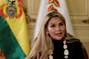 Human Rights Watch advirtió irregularidades en la orden de arresto a Jeanine Áñez