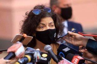 La ministra Vizzotti afirmó que el Gobierno está preocupado por aumento de casos en la región
