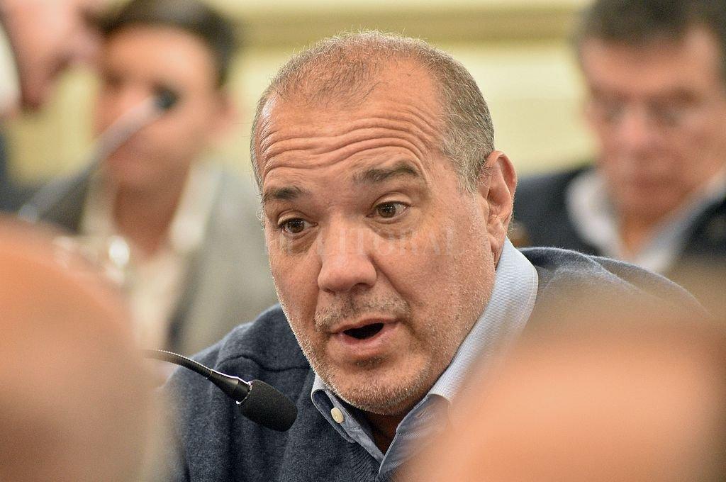 Galdeano intenta abrir una discusión en Diputados sobre la responsabilidad del Estado ante hechos de inseguridad. Crédito: Archivo El Litoral