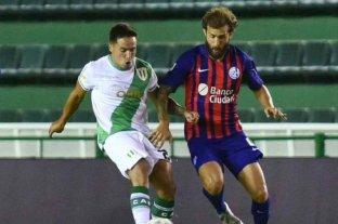 San Lorenzo y Banfield empataron sin goles por la Copa de la Liga Profesional