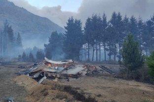 Incendios en la Patagonia: se concretó el envío de ayuda para asistir a afectados