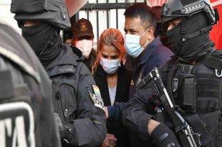 Bolivia: dictaron cuatro meses de prisión preventiva a la expresidenta Jeanine Áñez