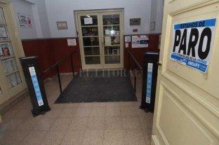 El gobierno convocó a Amsafe tras dos jornadas de paro docente