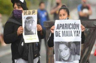 Caso Maia: liberaron al único sospechoso de llevarse a la niña y se intensifica la búsqueda
