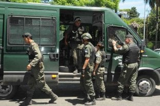 Preocupación en San Justo: podría irse la Gendarmería