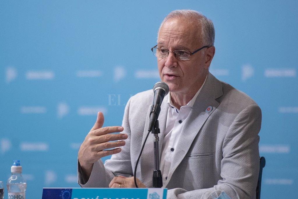 Daniel Gollán, ex ministro de Salud de la Nación y actual ministro de la provincia de Buenos Aires Crédito: Télam