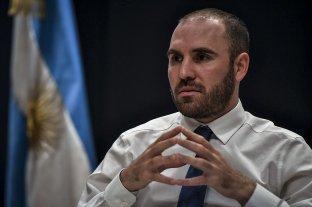 Guzmán se reúne con el ministro de economía francés y con el titular del Club de París