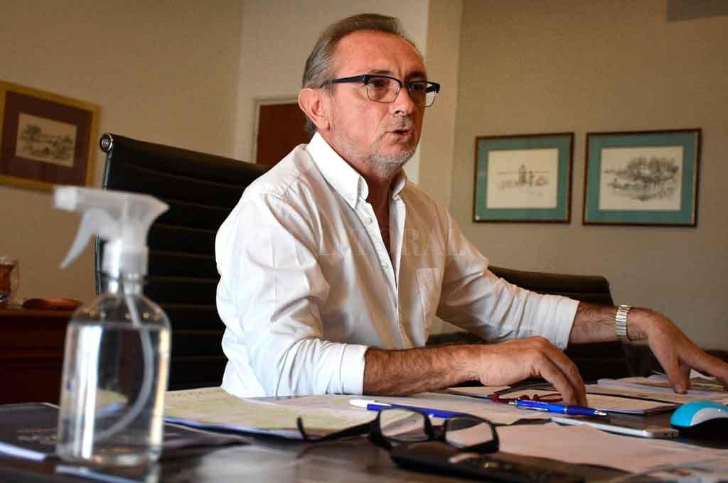 Daniel Costamagna trazó un panorama de la producción durante 2020 y las expectativas frente a la nueva etapa en la que habrá que convivir con la pandemia. Crédito: Pablo Aguirre