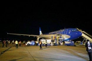 Partió rumbo a Rusia un nuevo vuelo para traer más  dosis de Sputnik V al país