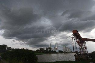 Rige un alerta meteorológico para el centro y sur provincial