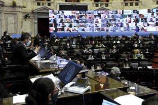 Virtualidad: Diputados renovó el acuerdo por las sesiones mixtas hasta el 23 de junio