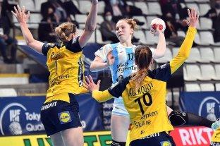 La Garra cayó 34-21 ante Suecia y va por la hazaña ante España