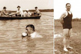Aquél Tiburón que le puso 100  horas a nado desde San Javier