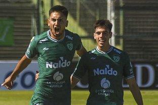 Sarmiento derrotó a Defensa y Justicia y sumó su primer triunfo en el campeonato