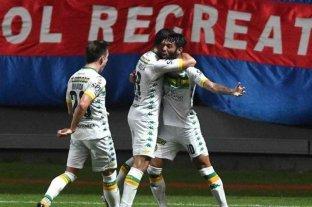 Aldosivi venció a San Lorenzo con un gol en el último minuto por la Copa de la Liga Profesional