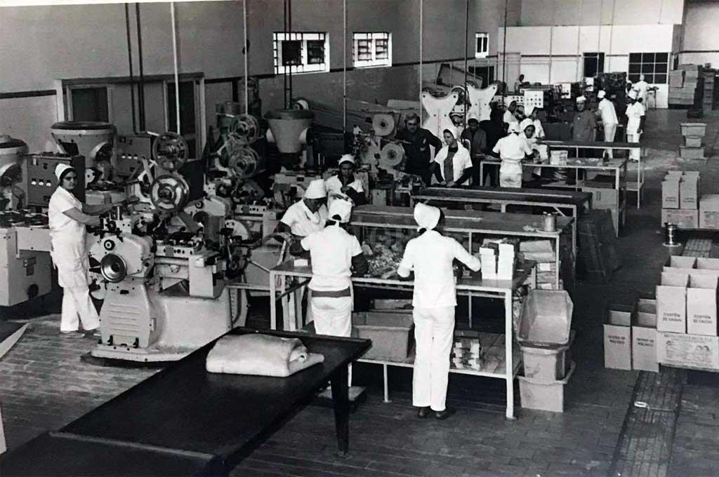 A fines de la década de 1950, familias de la zona del departamento Las Colonias emigraron a Brasil en el buque Cabo San Roque para establecer una industria. Crédito: Gentileza Diego Gauchat Dias