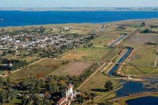 Insisten ante la provincia para la protección de Melincué del Canal San Urbano