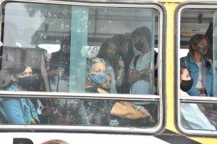 """""""Tienen que viajar todos los pasajeros sentados, más 10 parados"""", aseguran desde el municipio"""