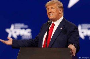 """Donald Trump dijo que sería catastrófico para los republicanos el fin del """"filibusterismo"""" en el Senado"""