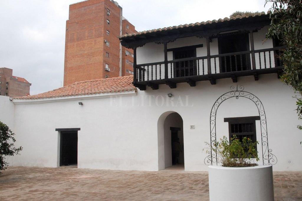 Tendrá lugar, con protocolos, en la Casa de los Aldao, sede de la junta. Crédito: Archivo El Litoral