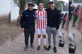 """Del hijo del """"Bocón"""" Torres: """"Papá... ¿qué hacemos gritando un gol de Unión?"""""""