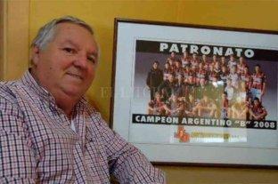 Falleció el presidente de Patronato