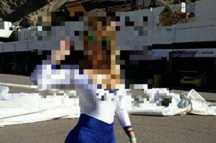 Acusan a una influencer sanjuanina de prostituir a su sobrina menor de edad