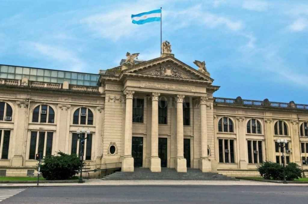 Universidad Nacional de Rosario. Crédito: Gentileza